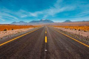 highway horizon